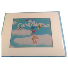 Care Bears Animation Production 3 Cel Setup