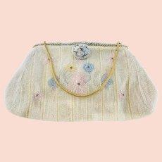 Vintage Charlet Beeded Handbag