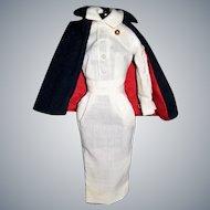 Vintage Barbie Registered Nurse Uniform and Cape