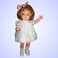 """16"""" Effanbee Composition Patsy Joan with Wig"""