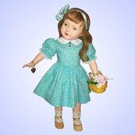 "Effanbee 17"" Barbara Ann, one of Dewees Cochran's American Children"
