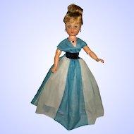 "20"" Horsman Cindy High-Heeled Fashion doll 1956+ All Original"