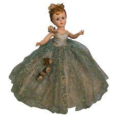 "18"" Nancy Ann Style Show Doll, Gala Event, No. 2901"