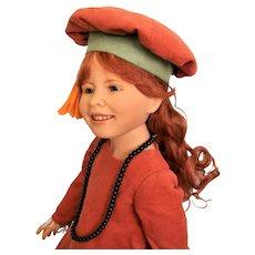 """21.5"""" Reni by Heidi Plusczok 2010 Limited Edition Doll A/O"""