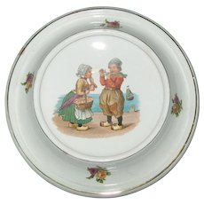 Royal Baby Plate Patented U.S. Feb. 7, 1905 Germany, Great Britain, France, Canada