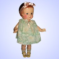 """Sweet 11"""" Effanbee Patsy Jr. Doll"""