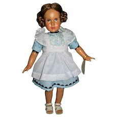 "12"" Effanbee Susan Stormalong Doll Dewees Cochran ""Grow Up Doll"" 1999"