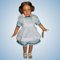 "12"" Effanbee Susan Stormalong Doll Dewees Cochran ""Grow Up Doll"" 1999"