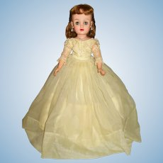 "20"" Ideal Miss Revlon Doll in Lovely Evening Gown"