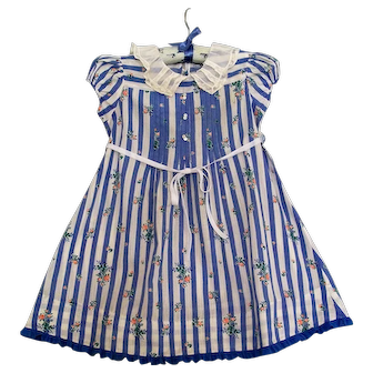 A Sweet 1930s Cinderella Frock Shirley Temple Brand