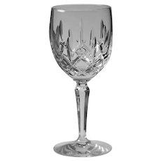 Gorham Crystal - Lady Anne, Wine Glass - Pair