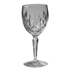 Gorham Crystal - Lady Anne, Wine Glass - Four