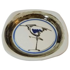Dansk International Designs, Japan Heron Stoneware Bowl