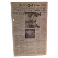 The New York Times Saturday September 6, 1986  15 Killed, Scores Hurt On Hijacked U. S. Jet
