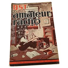 QST Magazine Amateur Radio, February 14, 1947