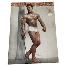 Strength and Health Magazine, September 1949
