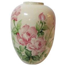 Victorian Rose Vase By MANN