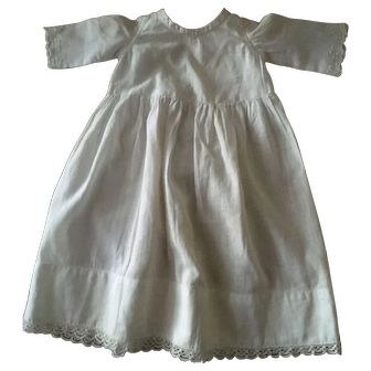 Vintage dress for doll.