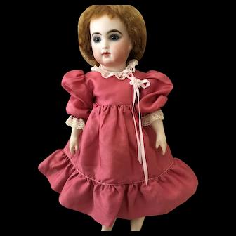"""Vintage dress for app 11"""" doll."""