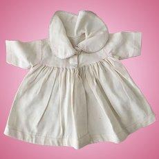 Vintage dress for  vintage doll