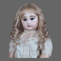 Gabrielle size 14 ~  Medium Blond Mohair Wig with Extensions