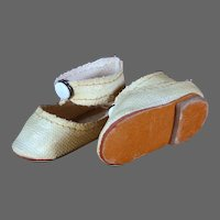 1940's Center Snap Shoes, Excellent Condition