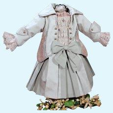 """Fancy Jacket Dress for 19"""" Doll"""
