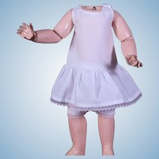 """Matching Cotton Two-Piece Underwear Set for 12"""" - 14"""" Doll"""
