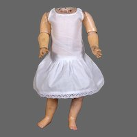 "Matching Cotton Two-Piece Underwear Set for 14-16"" Doll"