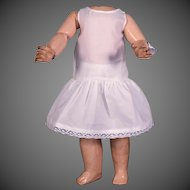 """Matching Cotton Two-Piece Underwear Set for 16-18"""" Doll"""