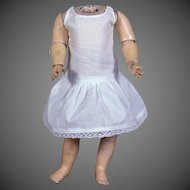 """Matching Cotton Two-Piece Underwear Set for 18-20"""" Doll"""