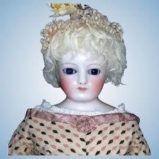 Lambskin Wig, Size 7