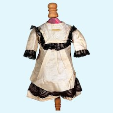 Silk Bebe Dress for 16-17 inch Doll