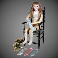 Fine Silk Stockings for Resin Body