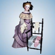"Fine Silk Stockings for Antique 18-20"" French Fashion Poupee"