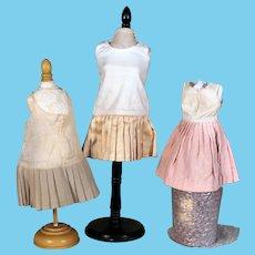Three Bebe Under Dresses