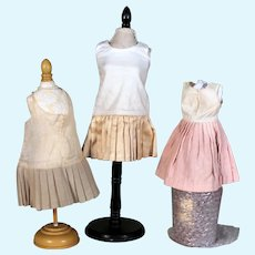 Three Bebe Under Dresses