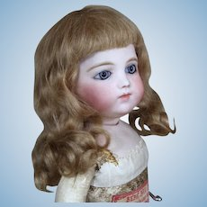 Chloe ~ Blond Mohair Wig, Size 7-8