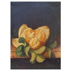 Still Life Oil Painting on canvas, Jean-Claude Bomboy (1826-1881)