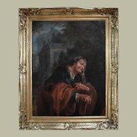 17th Century Oil Painting, Old Masters Painting, German School