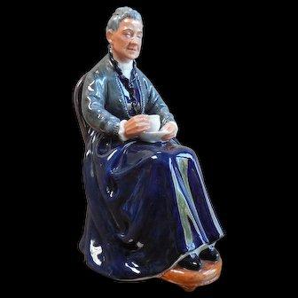 """The Cup Of Tea"" 1963 Doulton & company Figurine"