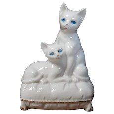 1940 Blue Eyed Cat Night Light