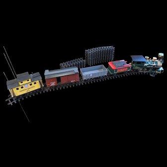 1994 Scientific Toys Ltd toy train