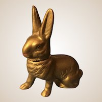 Antique German Rabbit Candy Container Easter