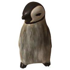 MCM Andersen Studio Art Pottery Emperor Penguin Maine