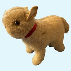 Antique Farnell's Alpha Toys Mohair Lamb or Cat England
