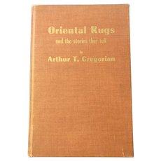 Signed Oriental Rugs Arthur Gregorian 1957