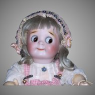 Adorable 11-inch Antique Kestner 221 Googly Doll