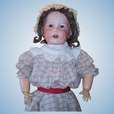 Large 27-inch Antique S.F.B.J. 251 Character Toddler