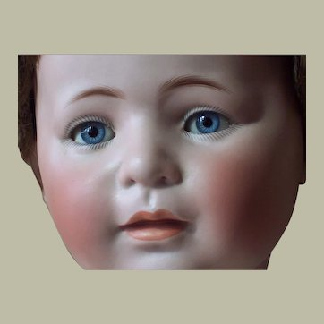 ON LAYAWAY! Exceptional 1488 Simon & Halbig Antique Character Doll - 20 Inches - REDUCED!